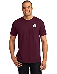 Hanes EcoSmart Men's T-Shirt - 24 Qty - Promotional Product - Imprinted With Your Company Name, Logo or Message
