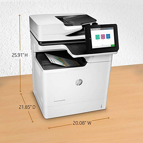 how to print a scanned document in its original size