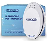 BRISON Ultrasonic Pest Repeller - Repelling Rodents, Mosquitoes, Rats, Mice 1 РАСК (1)