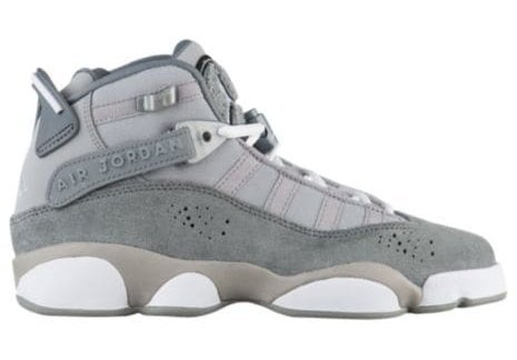 6 Rings Shoes - Jordan 6 RINGS mens fashion-sneakers 322992-014_13 - Matte Silver/White-cool Grey