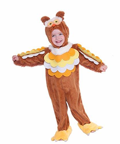 [Forum Novelties Toddler Owl Costume] (Infant Owl Halloween Costumes)