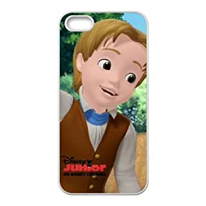 iPhone 4 4s Cell Phone Case White Disney Sofia the First Character Prince James 006 KYS1140238KSL
