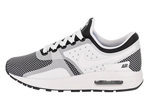 Nike Air Max Nul Essentielle Gs Ungdom Løbesko Hvid / Sort wKWcoA6