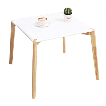 Amazon Com Chunlan Square Dining Table Solid Wood Table Legs 4