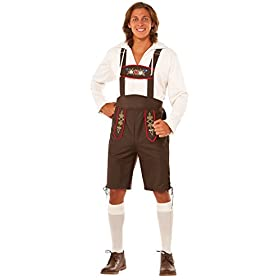 Rubie's Men's Beer Garden Man Costume