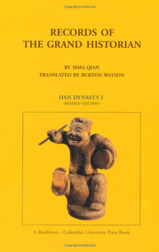 Records of the Grand Historian: Han Dynasty I