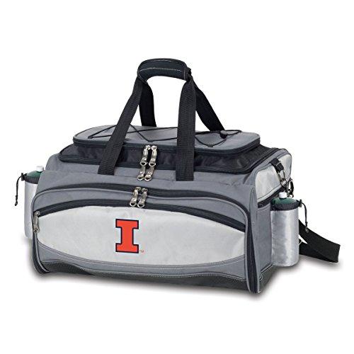 NCAA Illinois Fighting Illini Vulcan Tailgating Cooler/Grill