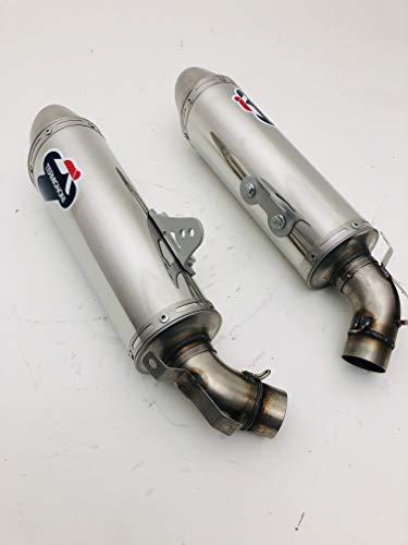 Pair of Exhaust Termignoni Monster Exhaust Exhaust Exhaust Valves 696 2008 2014: