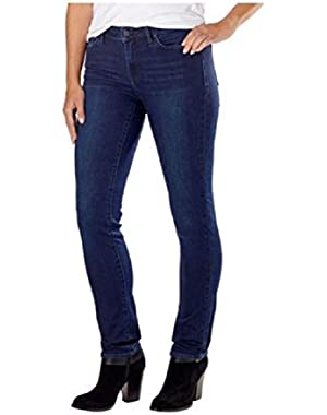 Calvin Klein Jeans Women's Ultimate Skinny Leg Jean, Ink Blue, 2 X 32L Slim