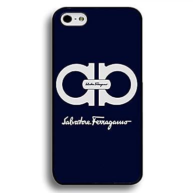 pretty nice fa9f3 32242 Salvatore Ferragamo Logo Phone Case Back Hard Plastic Case Cover For ...
