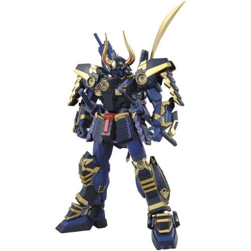 Bandai Hobby Musha Gundam MK-II Bandai Master Grade Action Figure