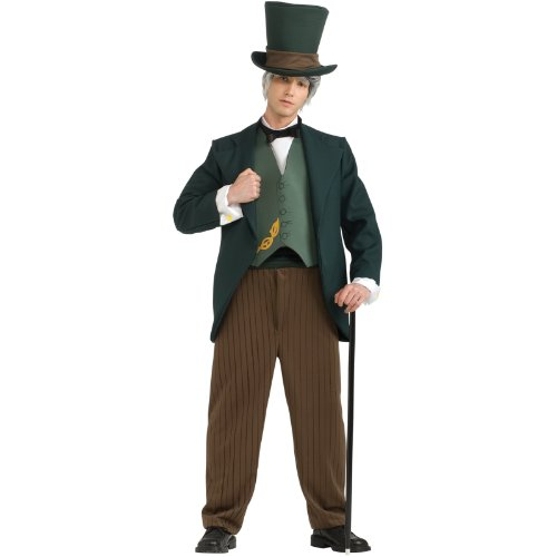 The Wizard of Oz Adult Costume - (Wizard Of Oz Wizard Costume)