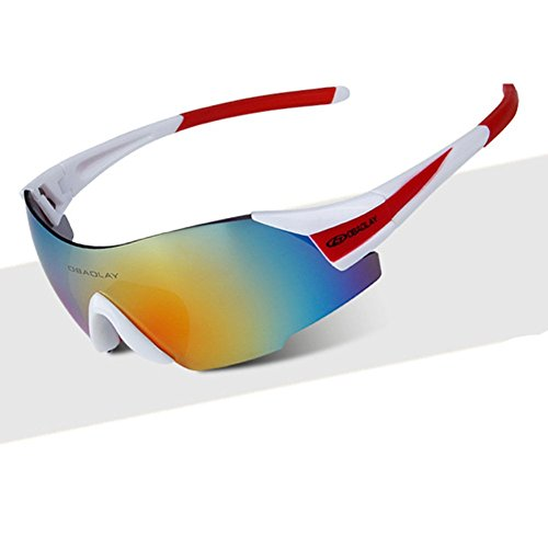 Mr.Right Multifunction Fashion Cool Lightweight Outdoor Sport Cycling - Uk Sunglasses Spitfire