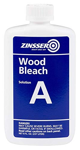 Zinsser 300451 Wood Bleach (4-(Pack)) by Zinsser (Image #1)
