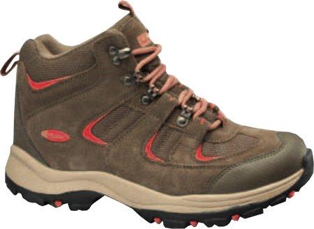 Hiking Nevados II Chocolate Women's Chip Boot V1082W Boomerang Mojave Mid Tan Poppy Red wXqEBnxrqC