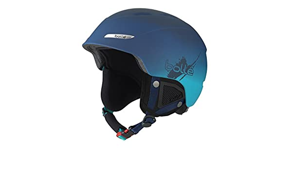 Amazon.com : Bolle B-Yond Helmet - soft blue gradient, 61-63cm : Sports & Outdoors