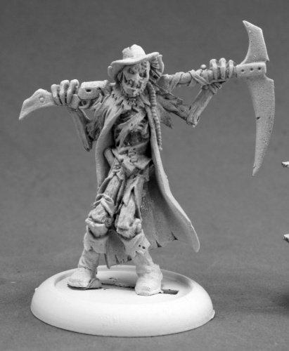 Reaper Miniatures Wild West Wizard of Oz Scarecrow #50311 Chronoscope Figure