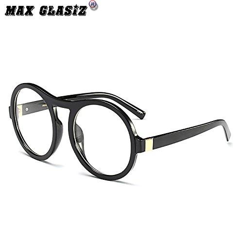 C 7 Sunglasses Large c 7 zhenghao Round Frame Xue nwWOg6q7