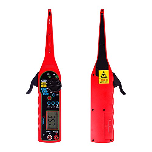 VDIAGTOOL Auto Circuit Tester MS8211 Multimeter Lamp Car Repair Automotive Electrical Circuit Testers Multimeter 0V-380V Voltage by VDIAGTOOL (Image #3)