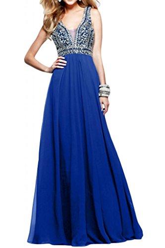 Toscana novia EXQUISIT tenes-Traeger gasa noche a largo de fiesta joven de novia vestidos de bola de televisión de ropa Azul Real