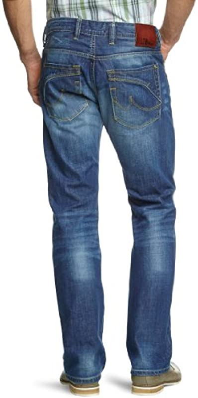 LTB Jeans Męskie spodnie dżinsowe / długie 50186 / sanki, Boot Cut: Odzież