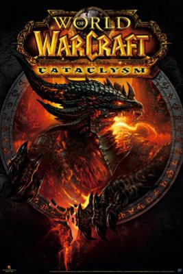 World Of Warcraft: Cataclysm - Gaming Poster
