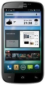 "Primux Omega 4 - Smartphone de 5.5"" (WiFi, Quad Core 1.3 GHz, RAM de 1 GB, memoria interna de 16 GB, cámara de 13 MP, Android 4.2)"