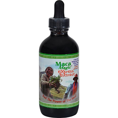 Maca Magic Express Extract - 4 fl oz ()