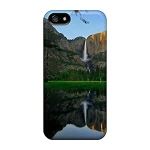 Premium Durable A Yearning For Yosemite Fashion Tpu Iphone 5/5s Protective Case Cover