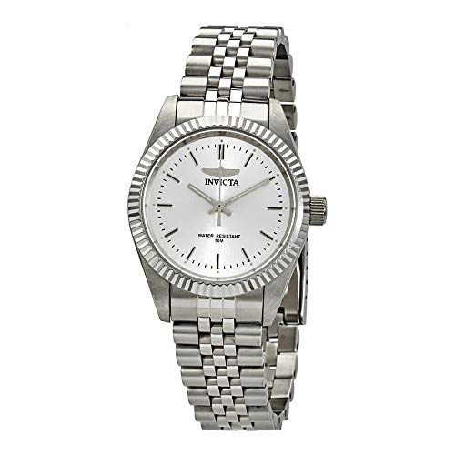 Invicta Specialty Silver Dial Ladies Watch 29396 (Invicta Womens Silver Dial)