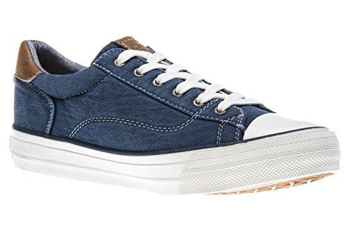 Mustang Dames Sneaker Blauw