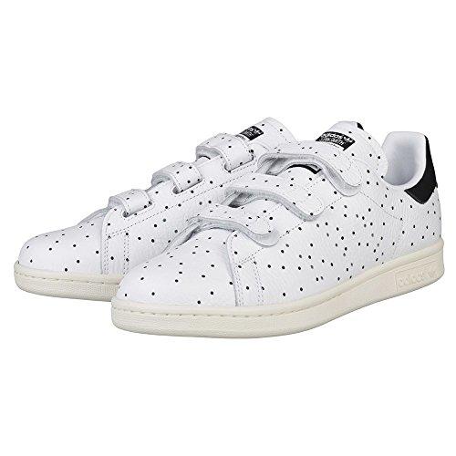 Adidas Stan Smith Cf W - Bb5145 Bianco-nero