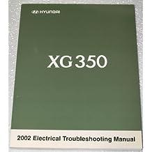 Amazon hyundai motor company books 2002 hyundai xg350 electrical troubleshooting manual etm fandeluxe Image collections