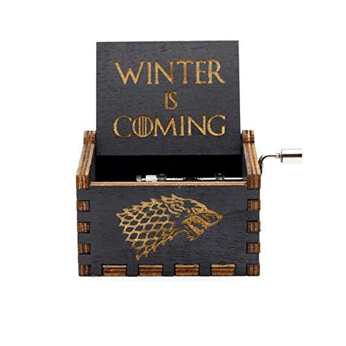Caja Musical de Juego de Tronos (Game of Thrones) (Dark)