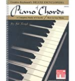 img - for [(Deluxe Encyclopedia of Piano Chords )] [Author: Bob Kroepel] [Apr-2003] book / textbook / text book