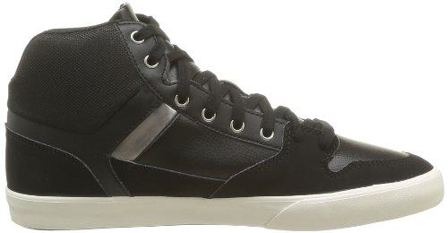 Le Coq Sportif Peletier Mf M - Zapatillas Hombre Negro (Noir (Black))