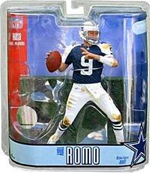 - TONY ROMO Dallas Cowboys Quarterback THANKSGIVING Day CHASE VARIANT Football ...