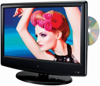 DPI INC LED TV & DVD Combo, 13-In. from Dpi