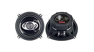 BOSS P55.4C altavoz audio - Altavoces para coche (De 4 vías, 93 Db, 300W, 1,27 cm, 5,08 cm)