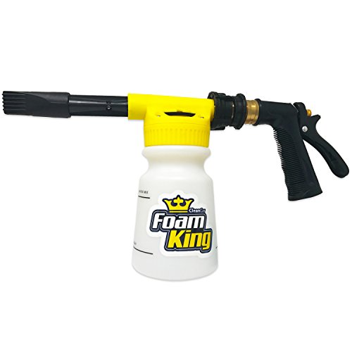 Where to find foam gun garden hose?