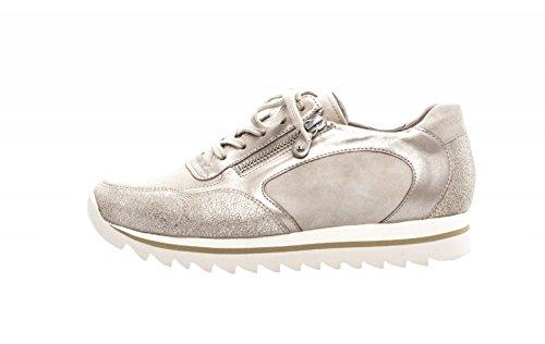 Gabor Jollys Ladies Sneaker 83.300.62 Beige Poudre Beige