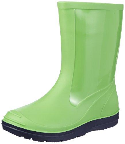 Beck Basic 486 - Botas plisadas para niños Verde