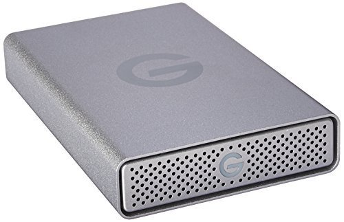 G-Technology G-DRIVE GDREU3G1PB80001BDB 8 TB External Hard D