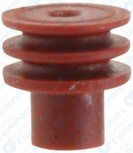 25 Weather Pack Cable Seals For 24-22 Gauge GM 12015899