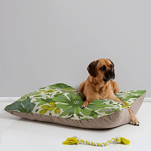 Deny Designs Sabine Reinhart First Sunray Pet Bed, 40 by 30-Inch ()