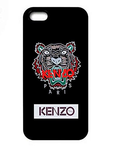 best service ace5b e601d Iphone 5/5s Cover KENZO Brand Logo Cases For Teen Boys TPU Phone Case Cover  PpnnOlalab