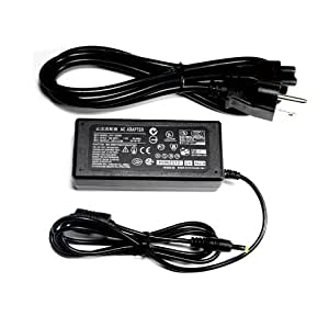 19V Replacement AC Adapter/Charger For Acer Aspire One D250-1302, D250-1580, D250-1326, D250-1724, D250-1962 Series Netbook Laptop Computer