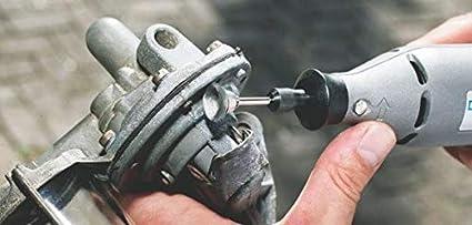 Dremel 442 EZ Speedclic - Cepillo de acero al carbono, Accesorio ...