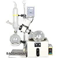 Boshi Electronic Instrument 5L Lab Rotovap/Rotary Evaporator/Evaporation Apparatus for efficient/gentle removal of solvents (110V)