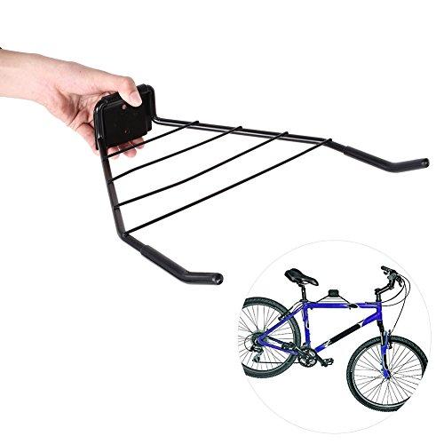 [해외]MVPower 자전거 수평 벽 스토리지 랙 접이식 자전거 벽 마운트 스토리지 선반/MVPower Bike Horizontal Wall Storage Rack Folding Bicycle Wall-mount Storage Shelf